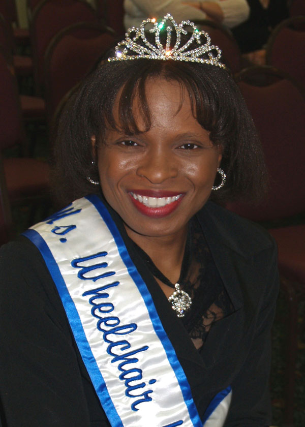 Portrait of Ranita at '07 crowning